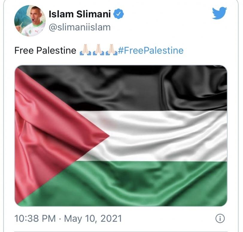 نجوم عرب وعالميون يشعلون مواقع التواصل بالتضامن مع فلسطين