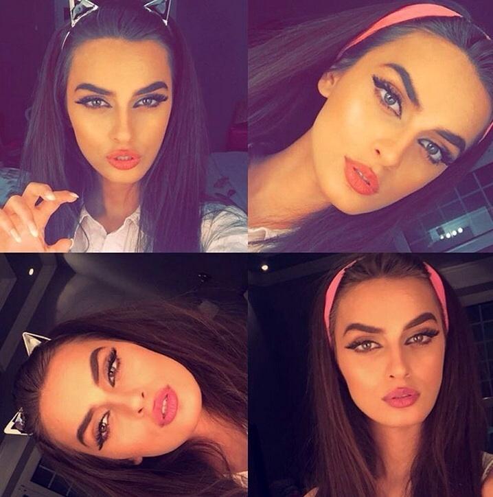 اردنية يفوق جمالها الإيرانيات وتنافس الهنديات جاذبية